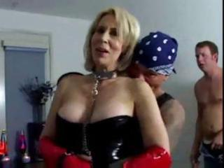 erica lauren is a short-haired blonde d like to