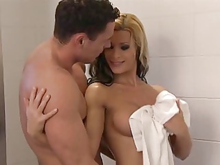 sexy fuck in the shower