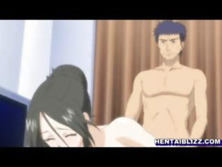 mama manga with bigtits threesome screwed and