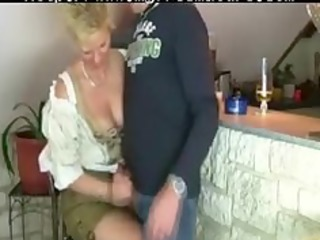 granny woman acquires fucked by some stranger