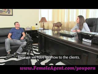femaleagent. recent agent and her incredible