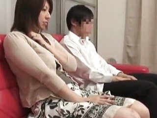 mother and son watching porn jointly experiment 0