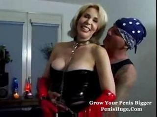 aged double penetration in latex