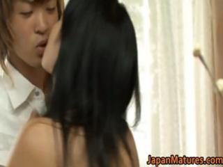 japanese aged lady has sex part7