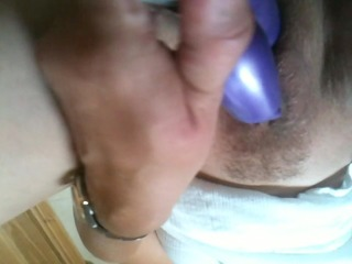 sexy d like to fuck with toy