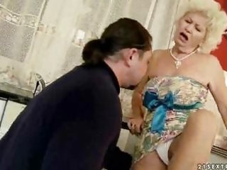 ugly granny getting group-fucked hard by reno52