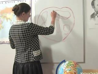 russian guy fuck teacher 2