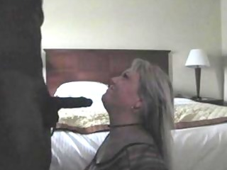 black boss copulates blonde female manager in