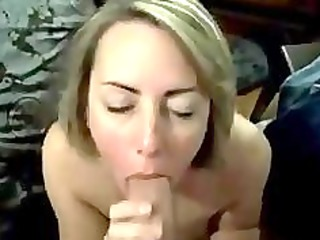 golden-haired milf missy swallows