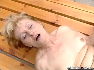 hot golden-haired housewife acquires her horny