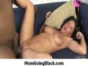 mamma go darksome - interracial hardcore d like