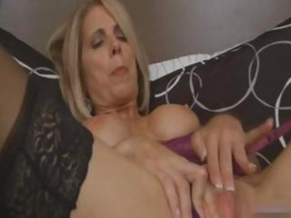 blonde d like to fuck masturbates in darksome