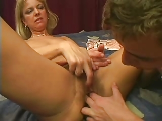 mommys snatch is so very hairy..