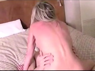 blonde mom fuck hard his son