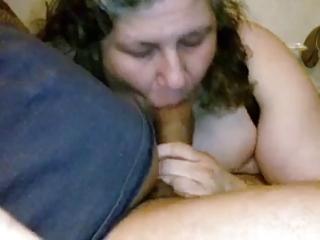 married older neighbour makes my bbc cum -
