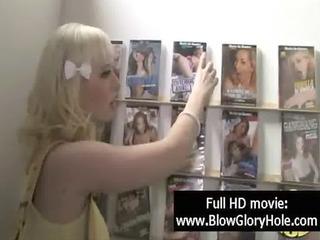 gloryhole - hot breasty babes love engulfing