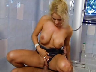 sexy mama n52 blond mature anal with a youthful