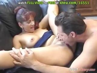 super hot aged slut masturbates with a sex toy