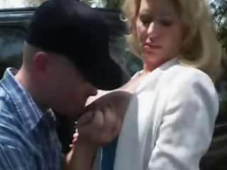 large titted mature lady gangbanged outdoor
