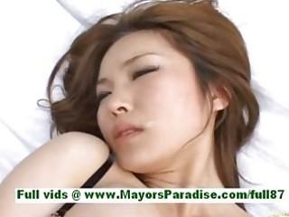 nagomi momono sexually excited asian nurse