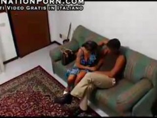 italian breasty mother i in a threesome -