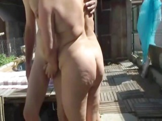 french big beautiful woman fucked in a trio