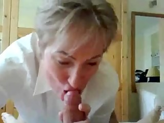 older teacher giving oral sex and squirting