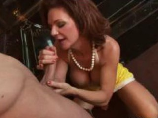 large titted mama punishes her wicked daughter