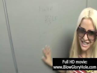 gloryhole - hot busty women love engulfing cock