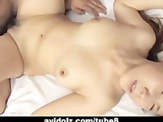 bushy cum-hole momo aizawa riding cock hard