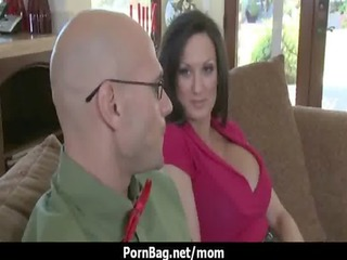 large tits mama receives hard wang 31