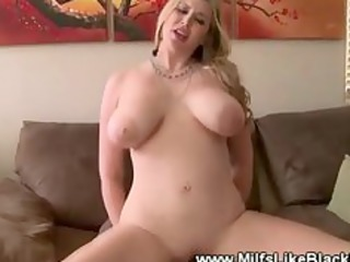 white breasty milf fucked by black cock