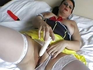 stylish english mother i toys her used wet pussy