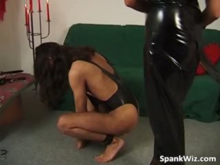 bdsm play with sex aged whore who