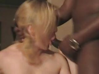 older white wife screwed by 1 bbcs. cuckold
