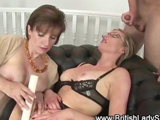 threesome sex-toy slut spunk flow