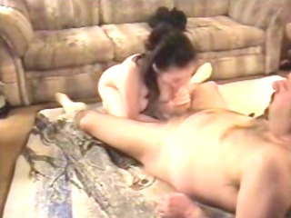 homemade free movie of real pair fucking on floor