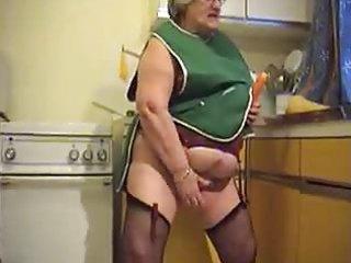 granny bonks fruits