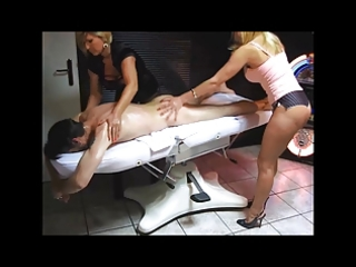 superlatively good mature makes massage